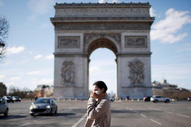 Κορωνοϊός – Γαλλία : Μειώθηκαν τα κρούσματα τη δεύτερη εβδομάδα του lockdown | tovima.gr
