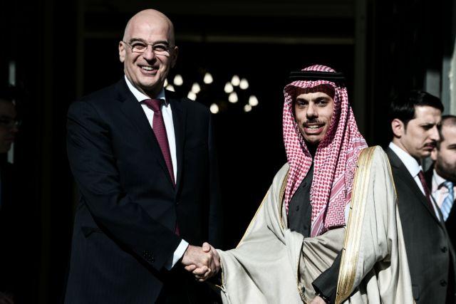 Η Σαουδική Αραβία εξήρε τη συμφωνία Ελλάδας-Αιγύπτου για την ΑΟΖ | tovima.gr