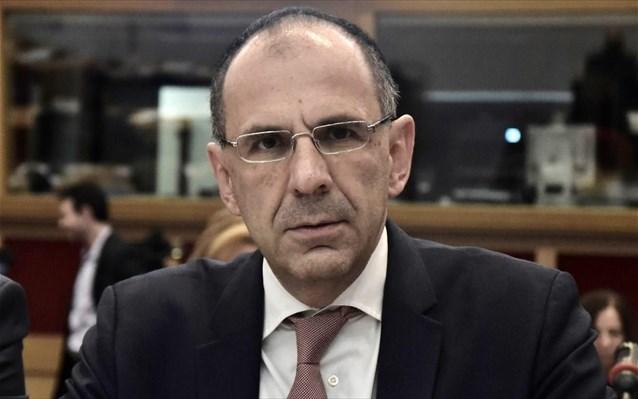Γεραπετρίτης: Αναμένουμε σαφή στήριξη της ΕΕ στις ελληνικές θέσεις   tovima.gr