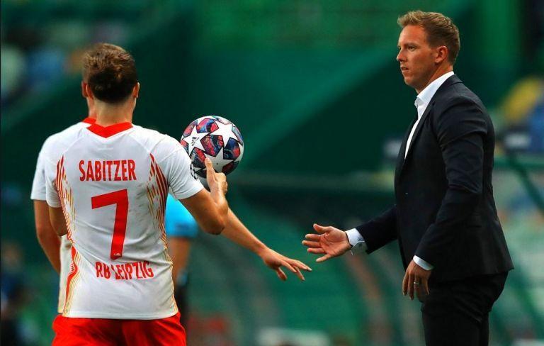 Προπονητής Λιψίας : Ήμασταν η καλύτερη ομάδα και προκριθήκαμε | tovima.gr
