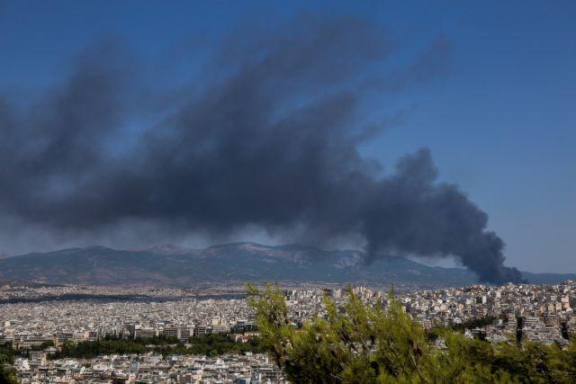 Μεταμόρφωση : Πώς εξαπλώθηκε ο τοξικός καπνός σε όλη την Αττική | tovima.gr
