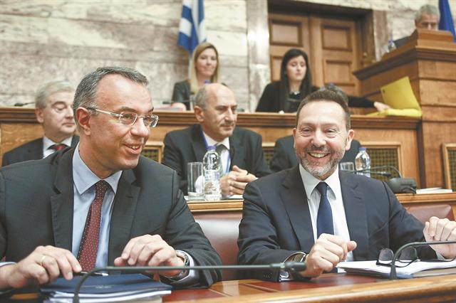 Το σοκ της ύφεσης: Θετικές προβλέψεις με αρκετά «αν» από Στουρνάρα-Σταϊκούρα | tovima.gr