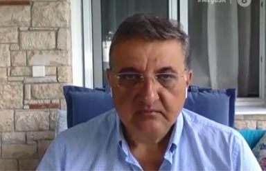 Εξαδάκτυλος στο MEGA για κορωνοϊό: Είμαστε στην αρχή του 2ου κύματος | tovima.gr