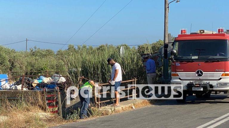 Θρίλερ με 58χρονο που βρέθηκε νεκρός σε αρδευτικό κανάλι | tovima.gr