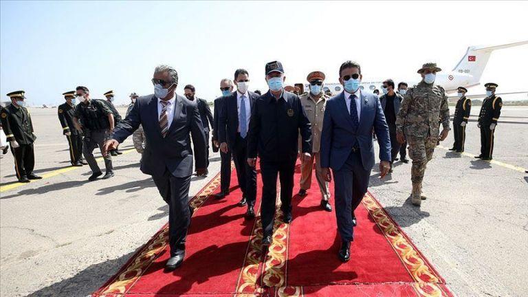 Στη Λιβύη εκτάκτως ο Ακάρ – Οι επαφές – Εντονη αντίδραση Χαφτάρ | tovima.gr