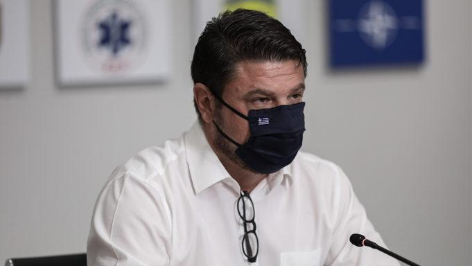 Καμπανάκι Χαρδαλιά: Θα έχουμε άσχημη εξέλιξη αν δεν τηρήσουμε τους κανόνες | tovima.gr