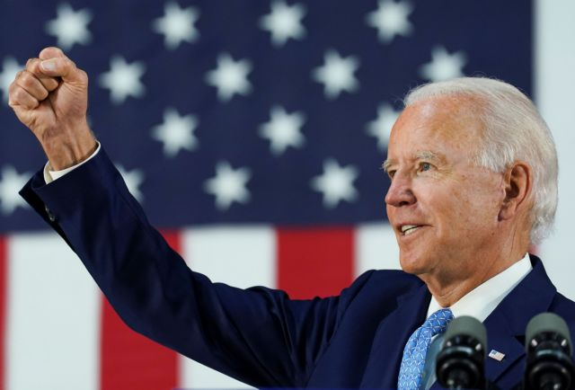 Εκλογές – ΗΠΑ: Επίσημα υποψήφιος πρόεδρος των Δημοκρατικών ο Μπάιντεν | tovima.gr