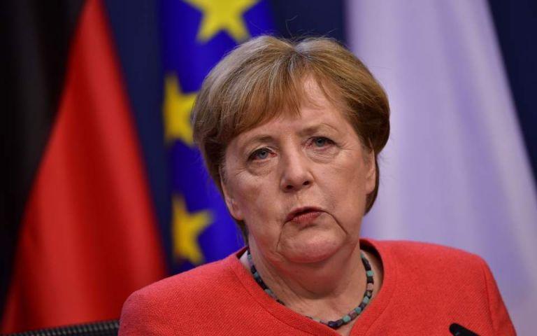 Μέρκελ: Με ανησυχεί η κατάσταση στην Αν. Μεσόγειο | tovima.gr