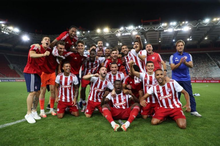 Οριστικά στα play offs του Champions League ο Ολυμπιακός!   tovima.gr