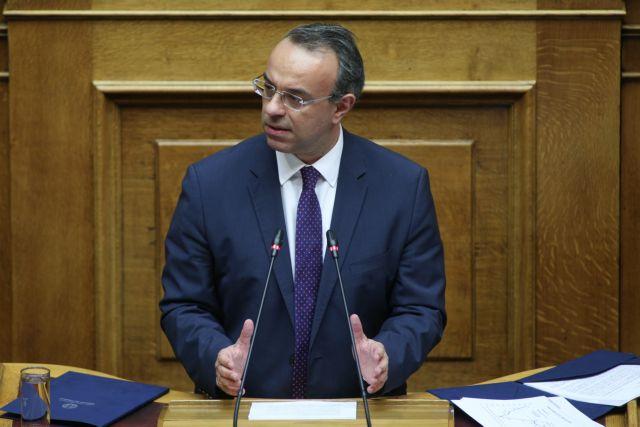 Σταϊκούρας : Αν χρειαστεί θα συνδράμουμε στο κόστος του εμβολίου | tovima.gr