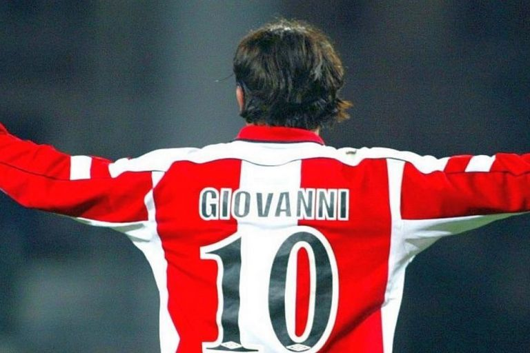 Ο Τζιοβάνι «μιλάει» ακόμη στη μπάλα – Το μαγικό κοντρόλ του 48χρονου | tovima.gr