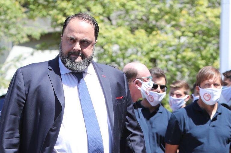 Μαρινάκης : «Οι γίγαντες του Ολυμπιακού σε περιμένουν στην πόρτα του παραδείσου» | tovima.gr
