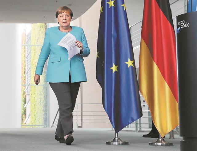 Η κρίση με την Αγκυρα «γκριζάρει» τις σχέσεις με τη Γερμανία | tovima.gr