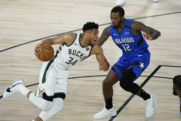 NBA : Top 10 φάσεων με Αντετοκούνμπο στην κορυφή | tovima.gr