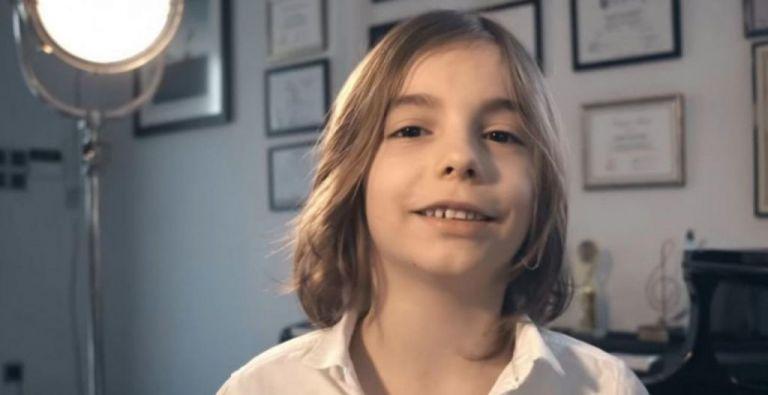 Στέλιος Κερασίδης: Ο 6χρονος Ελληνας «Μότσαρτ» που μαγεύει | tovima.gr