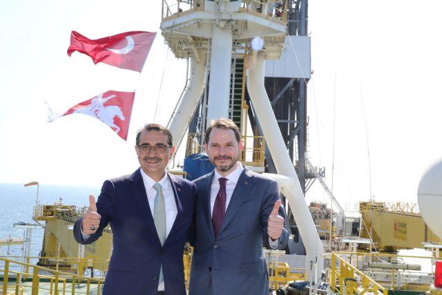 Τουρκία: Αναμένει μείωση στις εισαγωγές αερίου μετά την ανακάλυψη στη Μαύρη Θάλασσα | tovima.gr