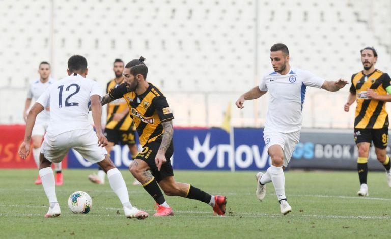 Δεν βλεπόταν η ΑΕΚ και ηττήθηκε με 2-1 από τον Ατρόμητο | tovima.gr