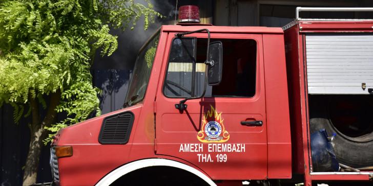 Πέραμα: Νεκρός 81χρονος μετά από φωτιά   tovima.gr