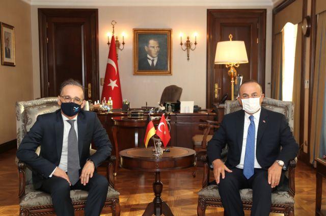 Μάας: Θέλουμε να γίνει απευθείας διάλογος Τουρκίας – Ελλάδας | tovima.gr
