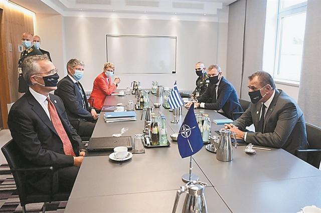 Ελληνοτουρκικά : Το plan b της Αθήνας για τον διάλογο | tovima.gr