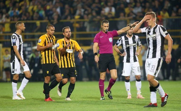 Μπεσίκτας : Καταγγέλλει στην UEFA τον διαιτητή του ματς με τον ΠΑΟΚ   tovima.gr