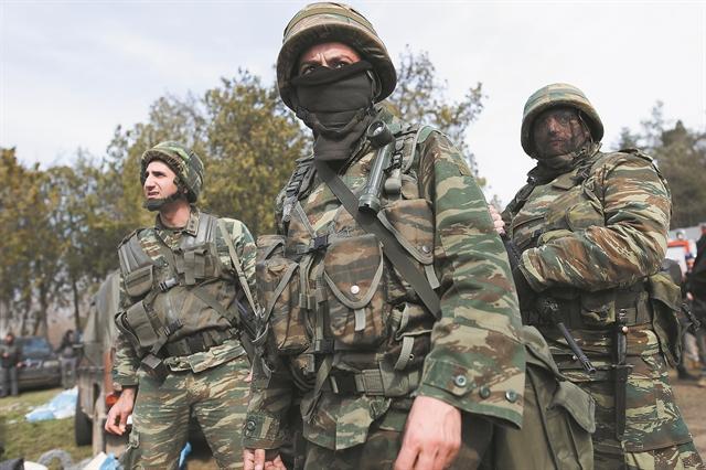 Στρατός Ξηράς: Αλλάζουν οι ημερομηνίες κατάταξης – Ποιους αφορά | tovima.gr