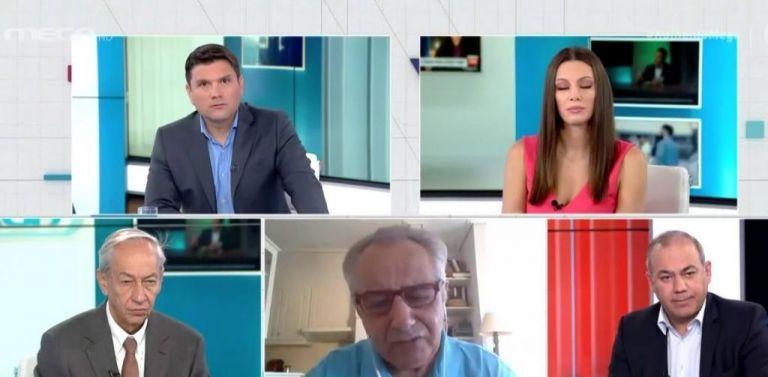 Μελάς στο MEGA: Πρέπει να παρθούν μέτρα στήριξης επιχειρήσεων και εργαζομένων | tovima.gr