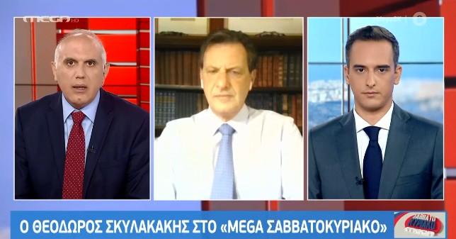 Σκυλακάκης στο MEGA: Αρχές 2021 αναμένεται δυναμική ανάκαμψη της οικονομίας | tovima.gr