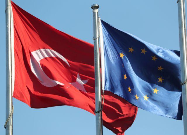 ΕΕ καλεί Τουρκία να επιδείξει πρόοδο για κράτος δικαίου και θεμελιώδεις ελευθερίες | tovima.gr