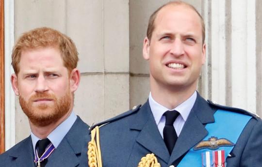 Σπάνια κοινή ανακοίνωση από τους πρίγκιπες Ουίλιαμ και Χάρι | tovima.gr