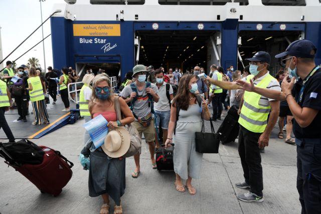 Ανησυχία για την έκρηξη κρουσμάτων τον Αύγουστο | tovima.gr