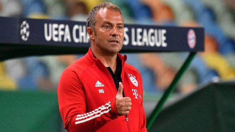 Κορυφαίος Γερμανός προπονητής της σεζόν ο Χάνσι Φλικ | tovima.gr