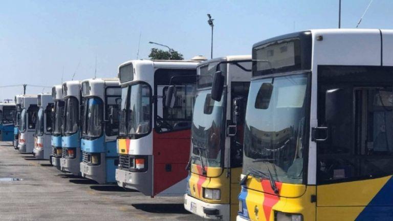 ΟΑΣΘ: Διαγωνισμός για ακόμη 270 λεωφορεία | tovima.gr
