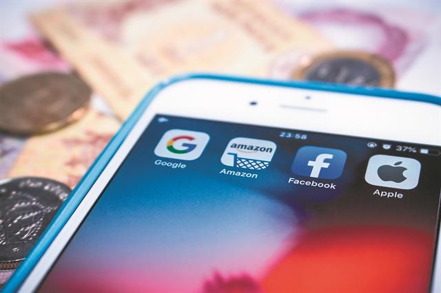 Πώς θησαυρίζουν εν μέσω πανδημίας οι ψηφιακοί κολοσσοί   tovima.gr