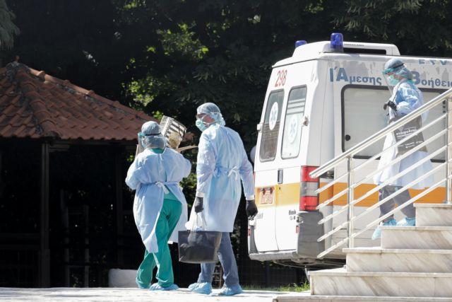 Κορωνοϊός : 342 νέα κρούσματα, 9 θάνατοι, 68 διασωληνωμένοι [Γραφήματα] | tovima.gr