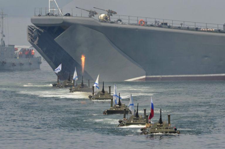 Τι μηνύματα στέλνει η Ρωσία με τις ασκήσεις στην Αν. Μεσόγειο | tovima.gr