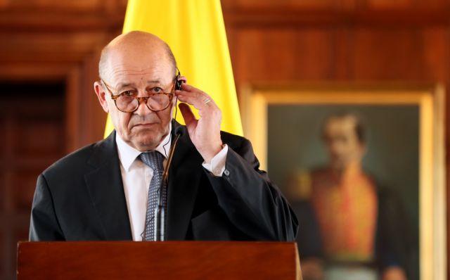 Γαλλία: Κυρίαρχο το ζήτημα κυρώσεων κατά της Τουρκίας στο Ευρωπαϊκό Συμβούλιο   tovima.gr