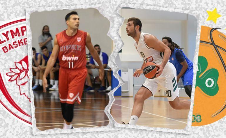 «Απίστευτη ενέργεια στην άμυνα ο Ολυμπιακός, κάτι καλό γίνεται στον Παναθηναϊκό» | tovima.gr