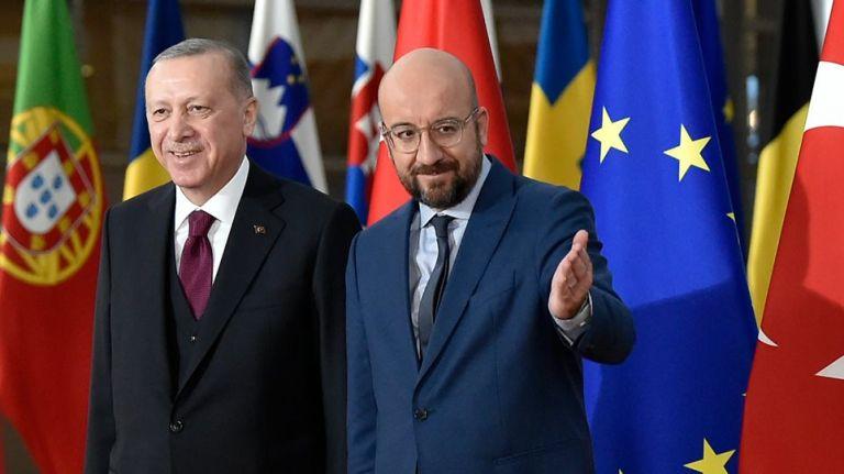 Σαρλ Μισέλ σε Ερντογάν: Σε πλήρη αλληλεγγύη με Ελλάδα και Κύπρο η ΕΕ   tovima.gr