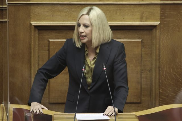 Γεννηματά : Αμεσα καμπάνια ενημέρωσης υπέρ εμβολίου και μάσκας | tovima.gr