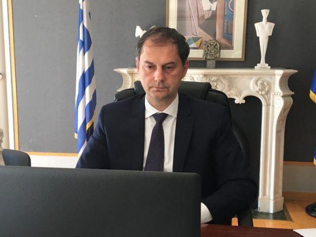 Θεοχάρης στο MEGA: Ερωτηματικά για τη στάση Βρετανίας και Ολλανδίας | tovima.gr