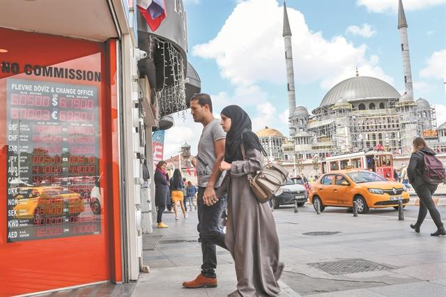 Είναι πράγματι κοντά σε κραχ η Τουρκία ; | tovima.gr