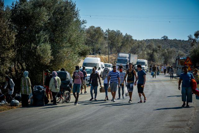 Μόρια: Βρέθηκαν οι 8 από τους 35 πρόσφυγες που ήταν θετικοί στον κορωνοϊό | tovima.gr