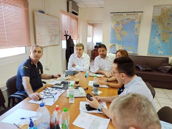 Μητσοτάκης για τις φωτιές: Πρώτο μέλημα η προστασία της ανθρώπινης ζωής   tovima.gr
