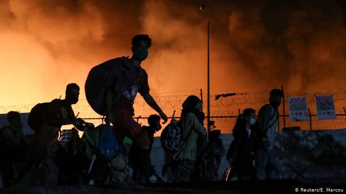 Γερμανικά ΜΜΕ: Μόρια, το σύμβολο αποτυχίας της Ευρώπης | tovima.gr