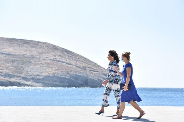 Αντιπροσωπεία της Επιτροπής «Ελλάδα 2021» στον Άη Στράτη | tovima.gr