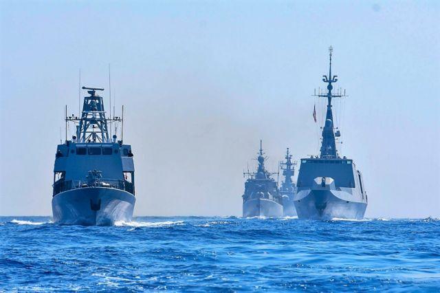 WSJ: Σε σημείο βρασμού το Αιγαίο – ΗΠΑ, ΕΕ να απαντήσουν στον Ερντογάν | tovima.gr