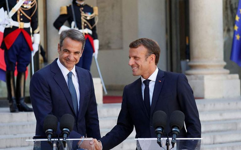 Editorial: Europe is not just France   tovima.gr
