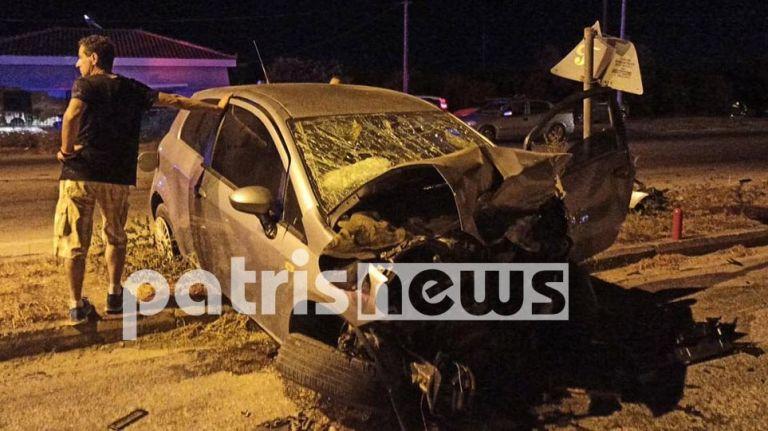 Ασύλληπτη τραγωδία στην Πατρών-Πύργου: Νεκρό βρέφος σε τροχαίο | tovima.gr