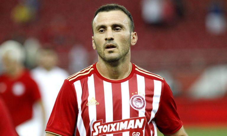 Τελευταίο ματς στην σπουδαία καριέρα του Βασίλη Τοροσίδη | tovima.gr